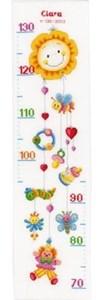Изображение Клоун Ростомер (Clown Height Chart)