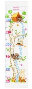 Изображение Дом на дереве (In The Tree House Height Chart)