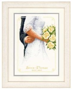 Изображение Букет невесты Свадебная метрика (Bridal Bouquet)