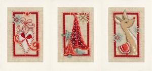 Изображение Рождественские поздравительные открытки (Christmas greeting cards)