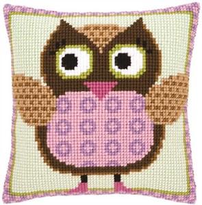 Изображение Госпожа сова (подушка) (Miss Owl)