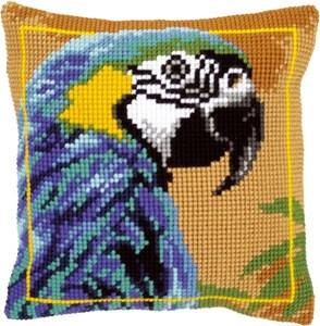 Изображение Голубой ара (подушка) (Blue Macaw)