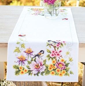 Изображение Весеннее настроение Скатерть (Spring Mood Table Runner)