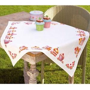 Изображение Кексы Скатерть (Cupcakes Tablecloth)