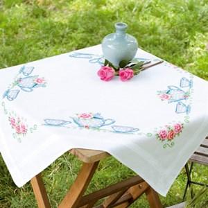 Изображение Время чая Скатерть (Tea Time Tablecloth)