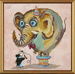 Изображение Цирковой слон