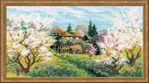 Изображение Яблоневый сад