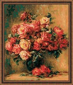 Изображение Букет роз Пьер Огюст Ренуар