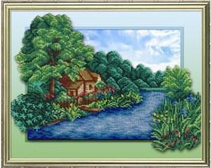 Изображение Домик у ручья