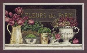 Изображение Цветы Парижа (Fleurs de Paris)