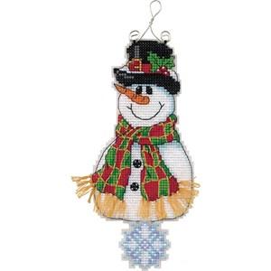 Изображение Улыбающийся снеговик (Smiley Snowman)