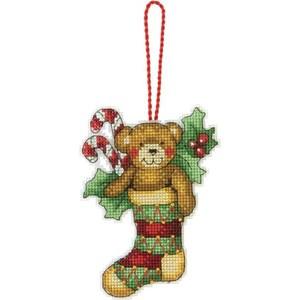 Изображение Медвежонок Елочная игрушка (Bear)