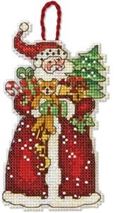Изображение Санта Елочная игрушка (Santa)
