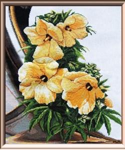 Изображение Желтый бархат