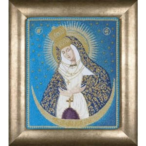 Изображение Остробрамская икона Божьей матери (Our Lady of the Gate of Dawn)