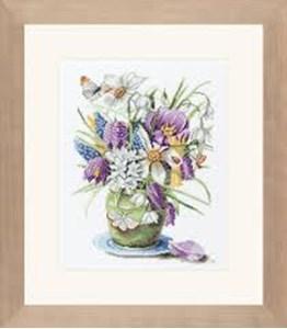 Изображение Весенние цветы (Spring Flowers by Marjolein Bastin)