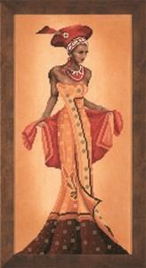 Изображение Африканская мода 1 (African Fashion I)