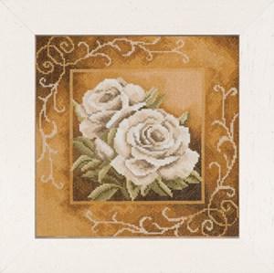 Изображение Большие розы в сепии (Large Roses in Sepia)
