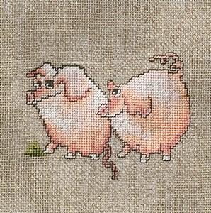 Изображение Маленькие свинки (Little Pigs)