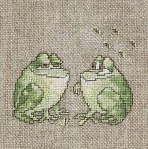 Изображение Маленькие лягушата (Little Frogs)