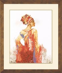 Изображение Африканка (Ashanti woman)