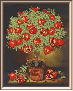 Изображение Гранатовое дерево
