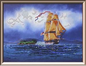 Изображение Золотые паруса