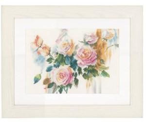Изображение Букет розовых роз (Pink Roses Bouquet)
