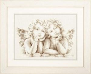 Изображение Мечтающие ангелы (Dreaming Angels)
