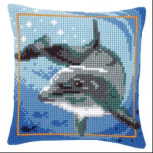 Изображение Дельфин (подушка) (Dolphin)