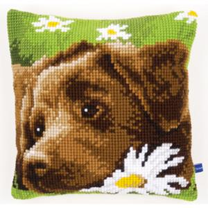 Изображение Шоколадный лабрадор (подушка) (Chocolate Labrador)