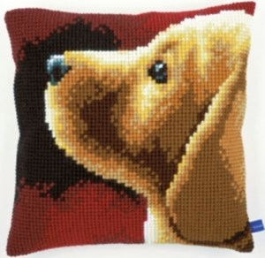 Изображение Щенок лабрадора 1 (подушка) (Labrador I Puppy)