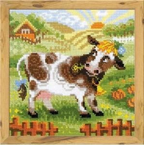 Изображение Хуторок, коровка