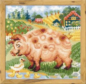 Изображение Хуторок, свинка