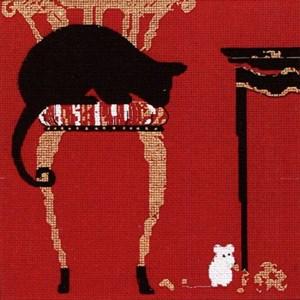 Изображение Кот и мышь (Cat and Mouse)
