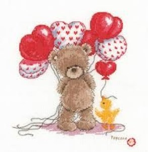 Изображение Красивые шары (Beautiful Balloons)