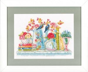 Изображение Цветы в вазе (Flowers in Vases)