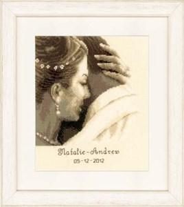 Изображение Вместе навсегда Свадебная метрика (Together Forever)