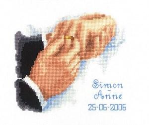 Изображение Этим кольцом … Свадебная метрика (With this ring)