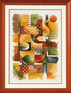 Изображение Осенняя абстракция (Autumnal Abstract)