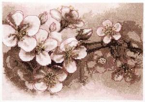 Изображение Ветка яблони