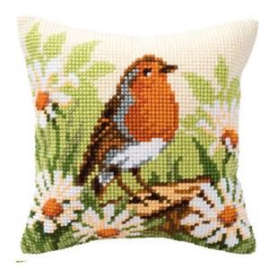 Изображение Весенняя птичка (подушка) (Spring Robin)