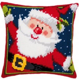 Изображение Дед Мороз (подушка) (Father Christmas)