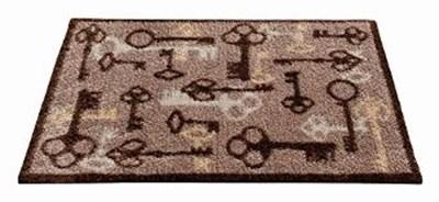 Изображение Keys коврик придверный. синтетика на основе ПВХ