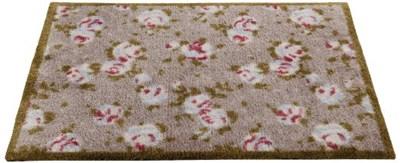 Изображение Rose коврик придверный. синтетика на основе ПВХ