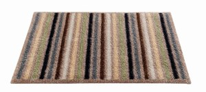 Изображение Stripe коврик придверный. синтетика на основе ПВХ