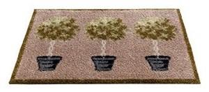 Изображение Topiary коврик придверный. синтетика на основе ПВХ