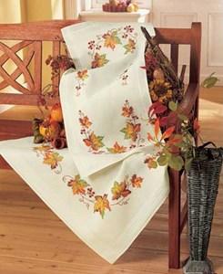 Изображение Осень (скатерть) (Autumn Tablecloth)