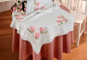 Изображение Магнолия (скатерть) (Magnolia Tablecloth)
