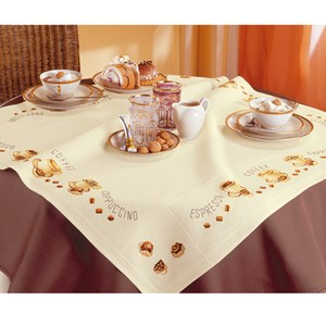 Изображение Эспрессо (скатерть) (Espresso Tablecloth)